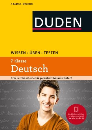 Deutsch, 7. Klasse