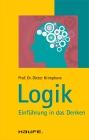 Vergrößerte Darstellung Cover: Logik. Externe Website (neues Fenster)