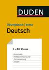 Übungsbuch extra Deutsch, 5.-10. Klasse