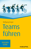 Vergrößerte Darstellung Cover: Teams führen. Externe Website (neues Fenster)