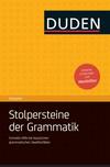 Stolpersteine der Grammatik