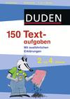 150 Textaufgaben, 2. bis 4. Klasse