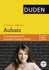 Deutsch, 4. Klasse - Aufsatz