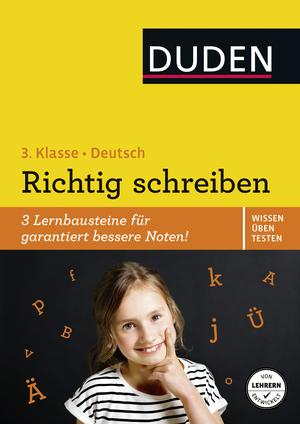 Deutsch, 3. Klasse - Richtig schreiben