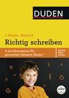 Deutsch, 4. Klasse - Richtig schreiben