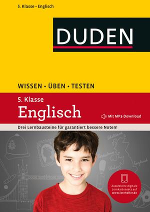 Englisch, 5. Klasse