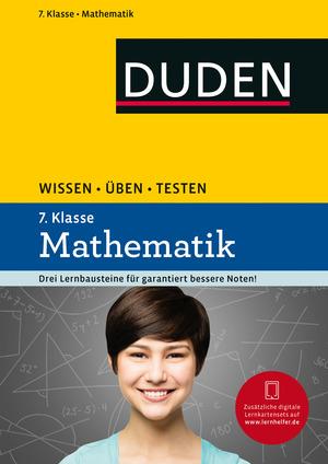 Mathematik, 7. Klasse