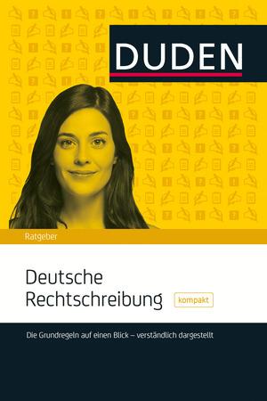 Deutsche Rechtschreibung kompakt
