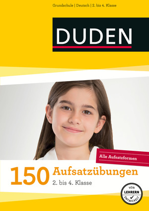 150 Aufsatzübungen, 2. bis 4. Klasse