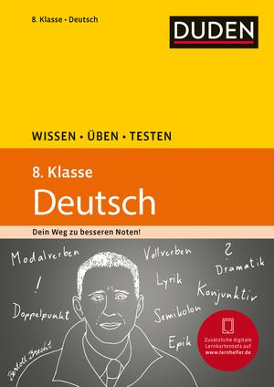 Deutsch, 8. Klasse