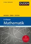 Mathematik, 8. Klasse