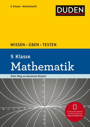 Mathematik, 9. Klasse