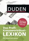 Das Profi-Kreuzworträtsel-Lexikon