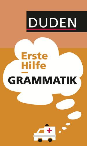 Erste Hilfe - Grammatik