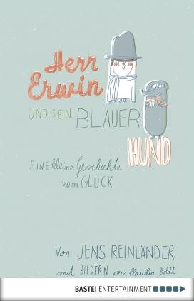 Herr Erwin und sein blauer Hund