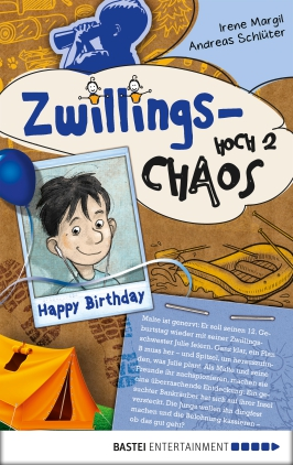Zwillingschaos hoch zwei - Happy Birthday