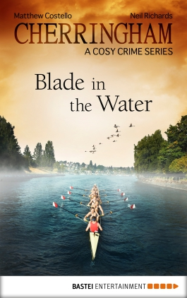 Blade in the water