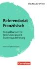Vergrößerte Darstellung Cover: Referendariat Französisch. Externe Website (neues Fenster)