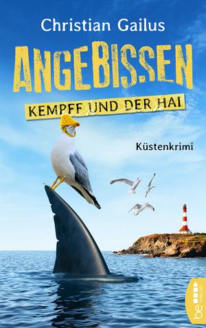 Angebissen. Kempff und der Hai