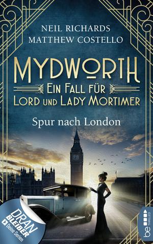 Mydworth - Spur nach London