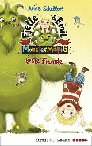 Fjelle und Emil - Monstermäßig beste Freunde
