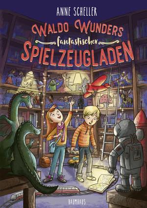 Waldo Wunders fantastischer Spielzeugladen