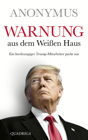 Warnung aus dem Weißen Haus