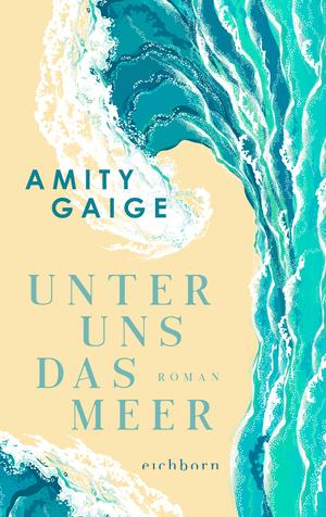 Unter uns das Meer