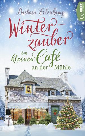 Winterzauber im kleinen Café an der Mühle