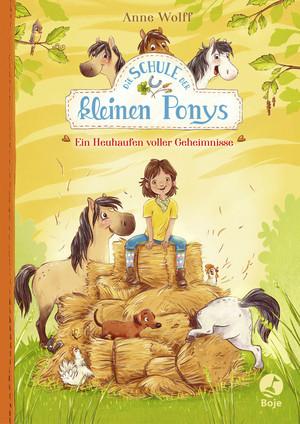 Die Schule der kleinen Ponys - Ein Heuhaufen voller Geheimnisse