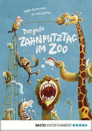 ¬Der¬ große Zahnputztag im Zoo