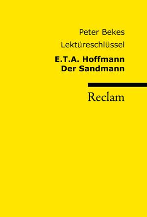 E.T.A. Hoffmann: Der Sandmann