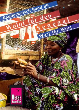 Wolof für den Senegal