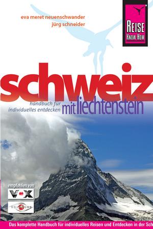Schweiz mit Liechtenstein