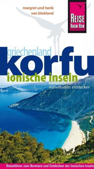 Korfu, Ionische Inseln