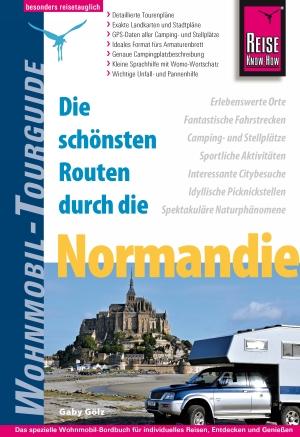 Die schönsten Routen durch die Normandie