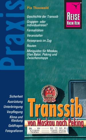 Transsib - von Moskau nach Peking