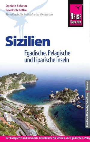 Sizilien, Egadische, Pelagische & Liparische Inseln