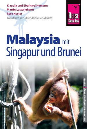 Malaysia mit Singapur und Brunei