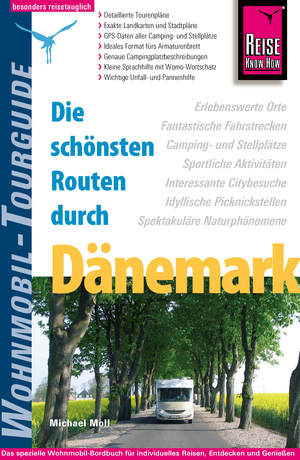 Die schönsten Routen durch Dänemark