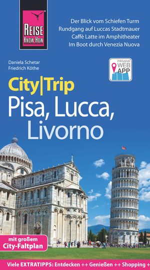 City-Trip Pisa, Lucca, Livorno