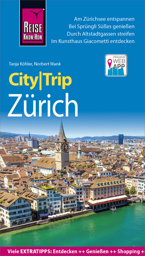 Reise Know-How CityTrip Zürich
