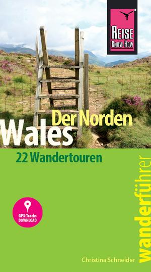 Reise Know-How Wanderführer Wales - der Norden
