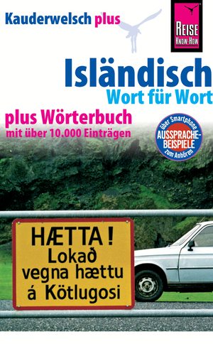 Isländisch - Wort für Wort plus Wörterbuch