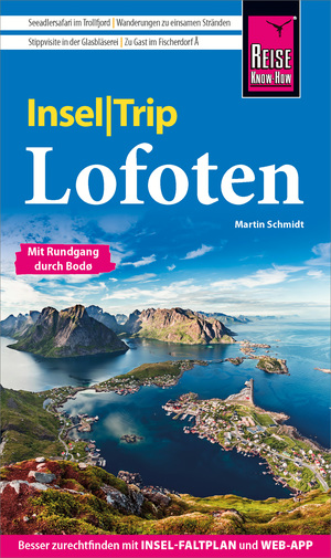 Reise Know-How InselTrip Lofoten