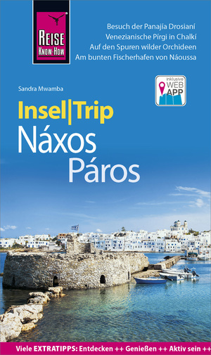 Reise Know-How InselTrip Náxos und Páros