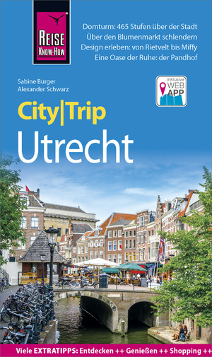 Reise Know-How CityTrip Utrecht