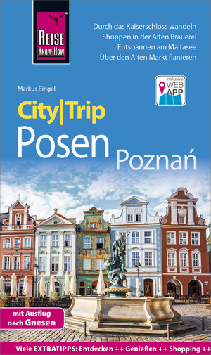 Reise Know-How CityTrip Posen / Poznań