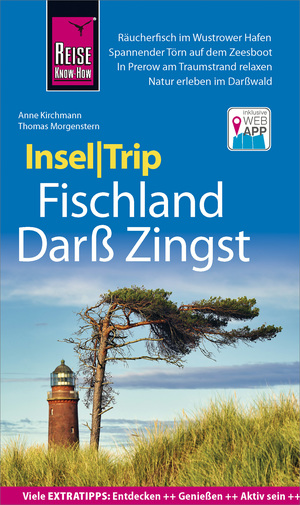 Reise Know-How InselTrip Fischland, Darß, Zingst