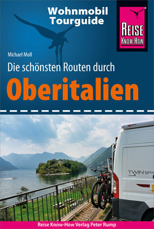 Reise Know-How Wohnmobil-Tourguide Oberitalien